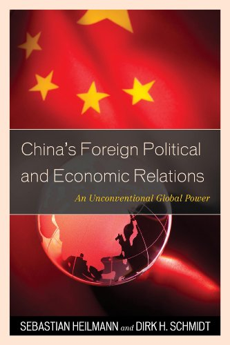 China's Foreign Political and Economic Relations An Unconventional Global Power  2014 edition cover
