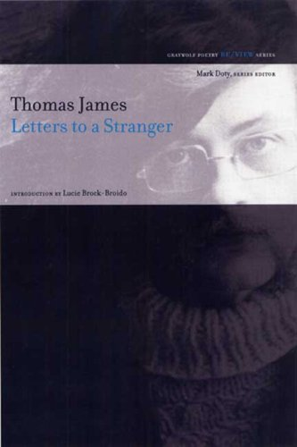 Letters to a Stranger  N/A edition cover