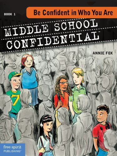 Be Confident in Who You Are   2008 edition cover