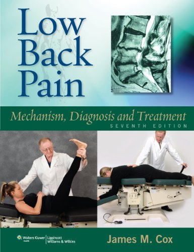 Low Back Pain Mechanism, Diagnosis and Treatment 7th 2011 (Revised) edition cover