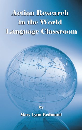 Action Research in World Language Classroom:   2013 edition cover