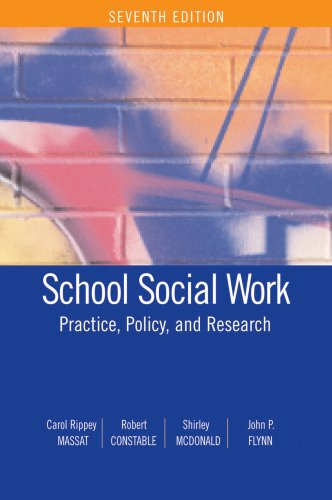 School Social Work 7E Practice, Policy, and Research 7th 2009 edition cover