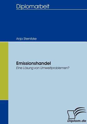 Emissionshandel   2007 9783836654029 Front Cover