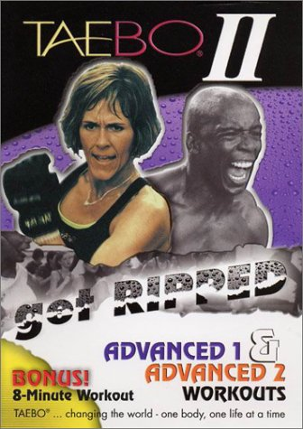 TaeBo II: Get Ripped Advanced Workout System.Collections.Generic.List`1[System.String] artwork