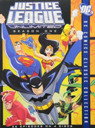 Justice League Unlimited: Season 1 (DC Comics Classic Collection) System.Collections.Generic.List`1[System.String] artwork