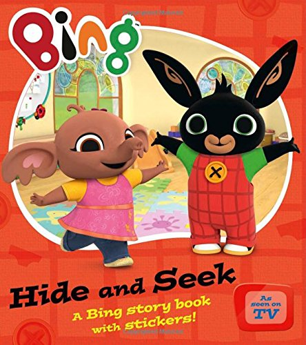 Hide and Seek   2015 9780007581030 Front Cover