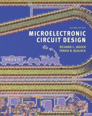 Microelectronic Circuit Design  2nd 2004 (Revised) 9780072505030 Front Cover