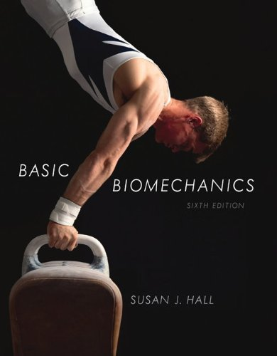 Package: Hall Basic Biomechanics with MaxTraq Software  6th 2012 9780077568030 Front Cover