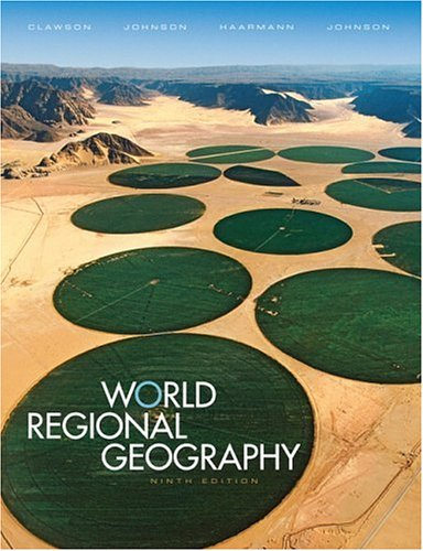 World Regional Geography A Development Approach 9th 2007 (Revised) edition cover