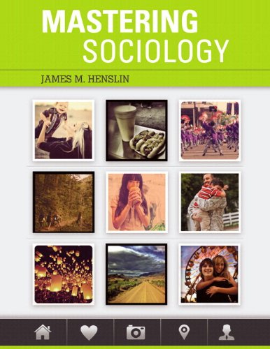 Mastering Sociology Plus MySocLab with Pearson EText -- Access Card Package   2014 edition cover