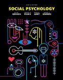 Social Psychology Plus NEW MyPsychLab with Pearson EText -- Access Card Package  9th 2016 edition cover