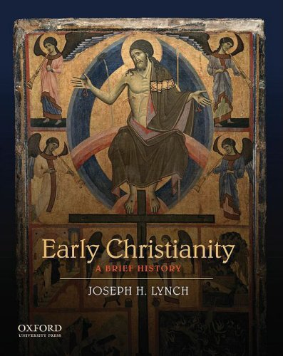 Early Christianity A Brief History  2010 edition cover