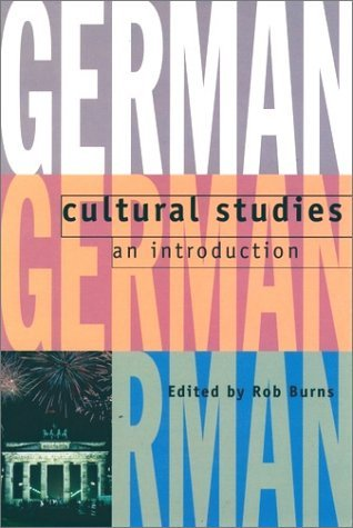 German Cultural Studies An Introduction  1995 edition cover