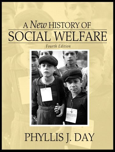 New History of Social Welfare  5th 2006 (Revised) 9780205437030 Front Cover