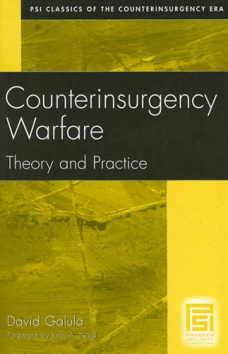 Counterinsurgency Warfare Theory and Practice  2006 edition cover