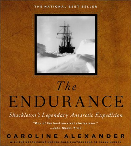 Endurance Shackleton's Legendary Antarctic Expedition  1998 edition cover