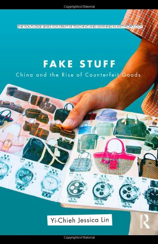 Fake Stuff China and the Rise of Counterfeit Goods  2011 edition cover