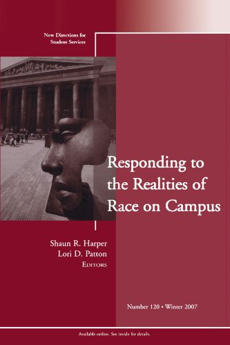 Responding to the Realities of Race on Campus   2007 edition cover