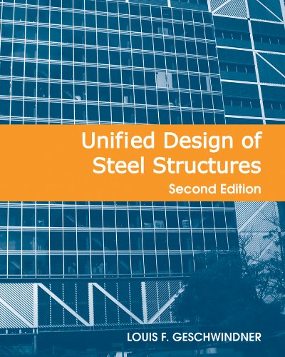 Unified Design of Steel Structures  2nd 2012 edition cover