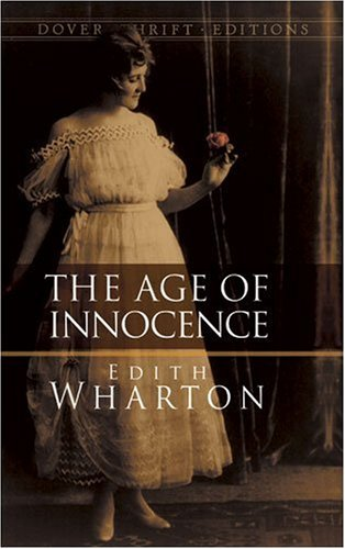 Age of Innocence   1977 edition cover