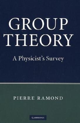 Group Theory A Physicist's Survey  2010 edition cover
