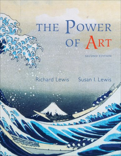 Power of Art  2nd 2009 edition cover