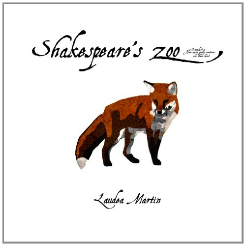 Shakespeare's Zoo   2013 9780615751030 Front Cover