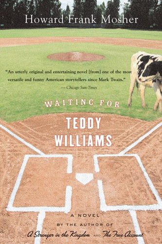 Waiting for Teddy Williams   2004 edition cover