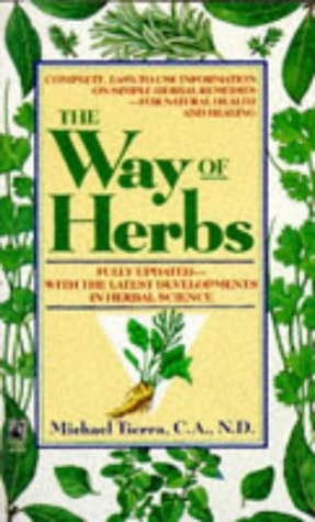 Way of Herbs  Revised edition cover