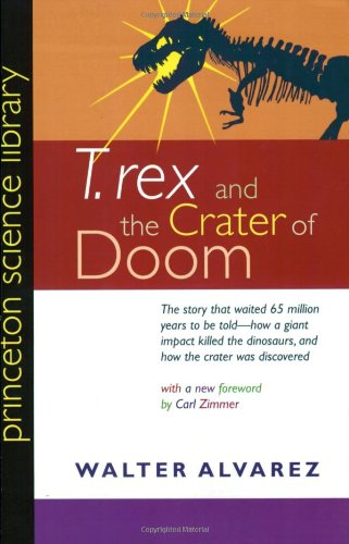 T. Rex and the Crater of Doom   2008 (Revised) edition cover