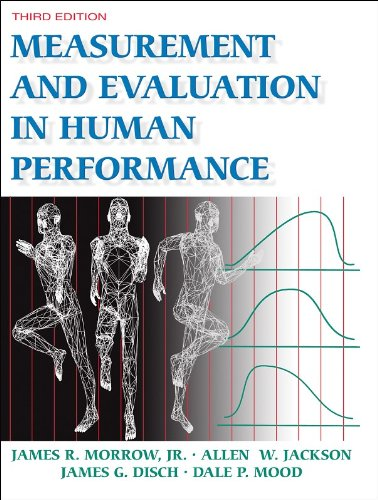 Measurement and Evaluation in Human Performance  3rd 2006 (Revised) edition cover