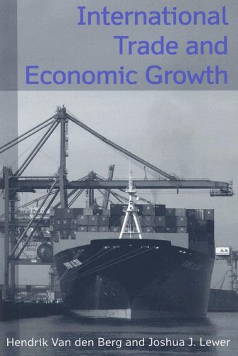 International Trade and Economic Growth   2007 edition cover