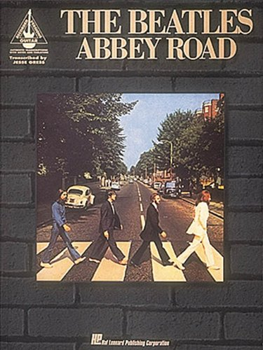 Beatles Abbey Road  N/A edition cover