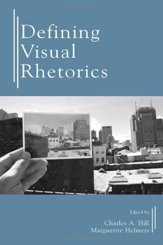 Defining Visual Rhetorics   2004 edition cover
