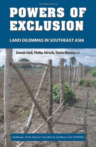 Powers of Exclusion Land Dilemmas in Southeast Asia  2011 9780824836030 Front Cover