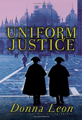 Uniform Justice   2003 9780871139030 Front Cover