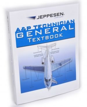 A&P Technician General Textbook  1996 edition cover