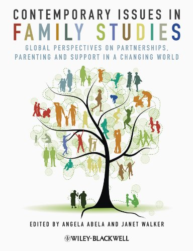 Contemporary Issues in Family Studies Global Perspectives on Partnerships, Parenting and Support in a Changing World  2014 edition cover