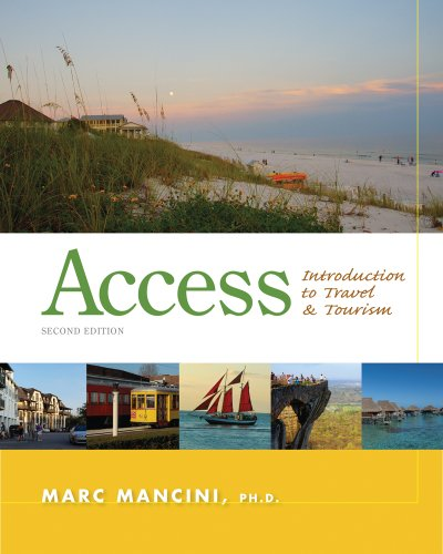 Access Introduction to Travel and Tourism 2nd 2013 edition cover