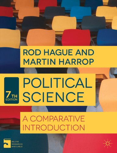 Political Science A Comparative Introduction 7th (Revised) edition cover