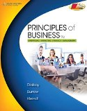 Principles of Business:   2016 edition cover