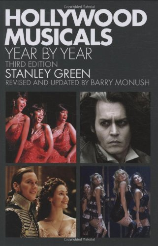 Hollywood Musicals Year by Year  3rd 2010 edition cover