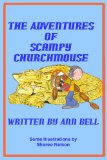 Adventures of Scampy Churchmouse  N/A 9781442132030 Front Cover