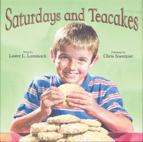Saturdays and Teacakes   2004 edition cover
