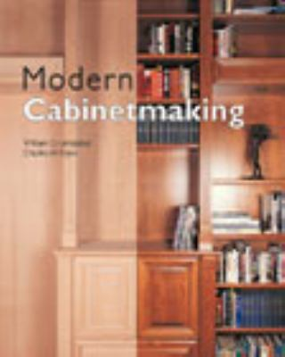 Modern Cabinetmaking  3rd 2000 edition cover