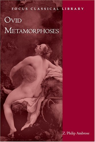 Metamorphoses   2004 edition cover