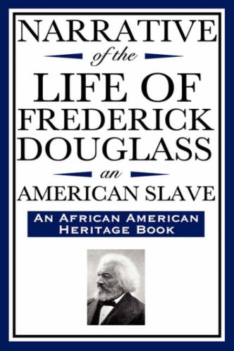 Narrative of the Life of Frederick Douglass, an American Slave  N/A edition cover