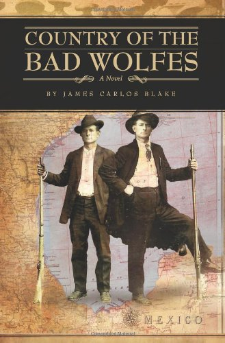 Country of the Bad Wolfes   2012 edition cover