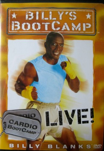 Billy's BootCamp Cardio BootCamp Live! Billy Blanks System.Collections.Generic.List`1[System.String] artwork