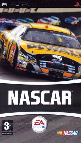 NASCAR 07 (PSP) Sony PSP artwork